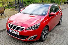 peugeot pink sporty in all but name peugeot 308 e thp 110 u2022 the register