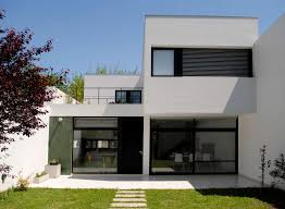 Narrow Modern Homes Best House Plans Small Homes