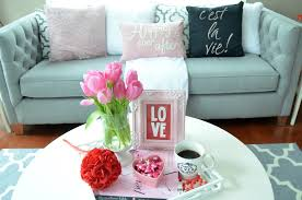 Valentine S Day Home Decoration by Valentines Day Home Decor Canadian Fashionista