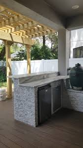 outside kitchen design outdoor kitchen design exterior concepts tampa fl