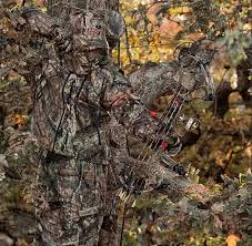 Pop Up Ground Blind Mossy Oak Eclipse Is The First Pattern For Ground Blind Hunters