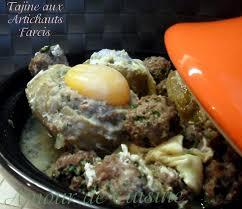 recette de cuisine viande artichauts farcis a la viande hachee amour de cuisine