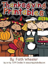 1st grade fantabulous thanksgiving