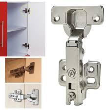 soft close full overlay kitchen cabinet cupboard hydraulic door