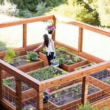 Backyard Vegetable Garden Ideas 42 Diy Raised Garden Bed Plans U0026 Ideas You Can Build In A Day