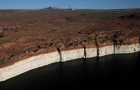 Bathtub Ring The American West Dries Up The Atlantic