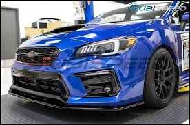 subaru impreza wrx 2018 subaru oem paint matched 2018 wrx sti front bumper with performance
