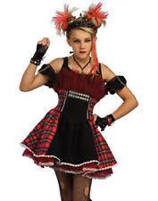 Gothic Ballerina Halloween Costume Rubie U0027s Polyester Punk Costumes Girls Ebay
