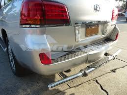 lexus rx330 bumper vanguard 08 17 lexus lx570 rear bar bumper protector grill guard