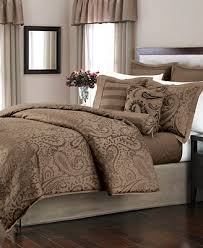 paisley comforter set king martha stewart collection gemstone
