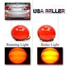 2010 toyota corolla brake light bulb for 2009 2010 toyota corolla rear bumper 3d led reflector brake park