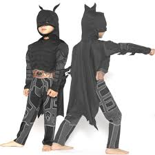 Boys Batman Halloween Costume Aliexpress Buy Fashion Halloween Costume Kids Muscle