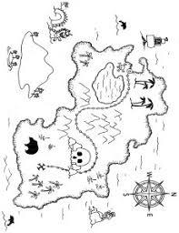 diy treasure printable pirates