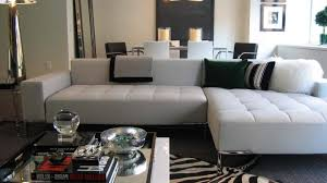 gray couch living room ideas chrome coffee table legs brown teak