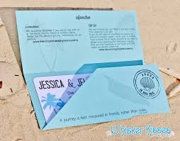 Travel Theme Boarding Pass Wedding Invitation Save The Date Travel Theme