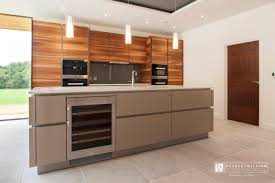 this high end kitchen design by herbert william is a combination