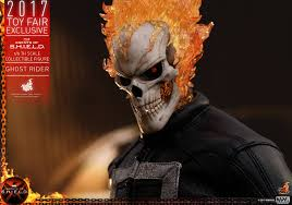 ghost rider mask ebay agents of s h i e l d ghost rider 1 6 scale figure by toys