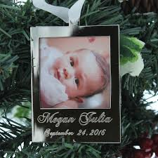 personalized baptism ornament personalized baptism ornament the catholic company