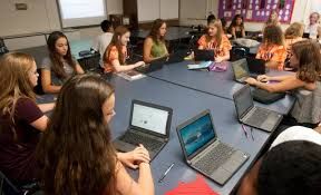 high school health class online online classes not so popular in dist 203