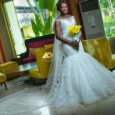 new style fresh looking top sale mermaid wedding dresses cap