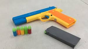 just a toy gun the colt 1911 toy pistol with loop control
