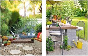 backyards wondrous inexpensive backyard makeovers simple