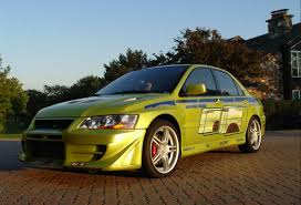 mitsubishi evo 2 fast 2 furious paul walker u0027s mitsubishi evo for sale on ebay