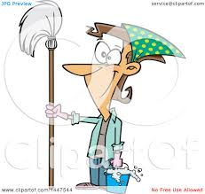 Ready For Spring by Clipart Of A Cartoon Happy Caucasian Woman Ready For Spring