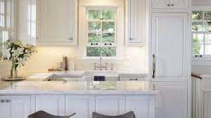 Small White Kitchen Cabinets Traditional 55 Small Kitchen Design Ideas Decorating Tiny Kitchens