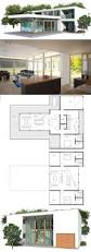 Contemporary House Plans by Best 25 Small Modern Houses Ideas On Pinterest Small Modern