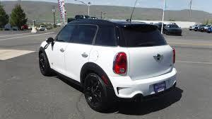 2011 mini cooper countryman s turbo take 4 all wheel drive used