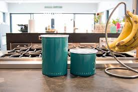 airscape kitchen canister airscape stainless steel kitchen canisters for food storage