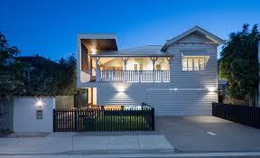 home design building group brisbane new farm house transitional exterior brisbane by vibe design