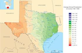 Weather Map Texas Texas Average Rainfall Map Business Ideas 2013