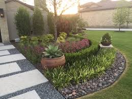 Arizona Front Yard Landscaping Ideas - another beautiful landscaping project done by cut n edge lawn