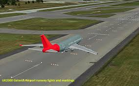 model airport runway lights review uk2000 scenery gatwick xtreme v3 quick summary uk2000