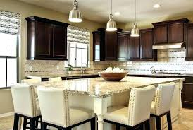 island chairs kitchen kitchen island with 4 chairs thegoodcheer co