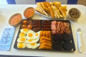 Challenge Lad Bible Could You Finish The Trawlerman Breakfast Challenge Only