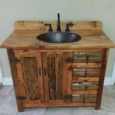 best 25 rustic bathroom decor best 25 rustic bathroom vanities ideas on small with