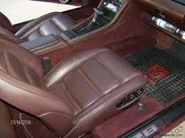 porsche 928 interior 928 maroon 1985