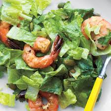 easy thanksgiving salads shrimp salad recipes that will amp up your greens martha stewart