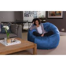 bean bag futon big joe l fuf chair free shipping today 16076338