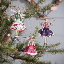 fun christmas fairy decoration by the contemporary home