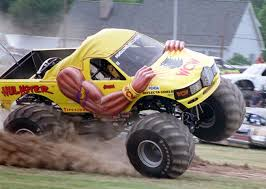 what happened to bigfoot the monster truck where are they now the hulkster and dungeon of doom monster