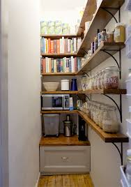 Bookcase Pantry The Pantry Is Done Manhattan Nest