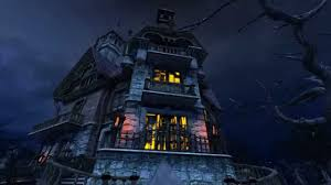 spooky screensavers haunted house 3d screensaver max graphic 1080p 60 frames youtube