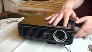 benq w1070 replacement l benq mp610 projector youtube