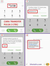 kode voucher tri gratis 2017 cara transfer pulsa 3 tri gratis 2018 sikatabis com