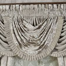 Silver Valance Bellamy Silver Gray Comforter Bedding