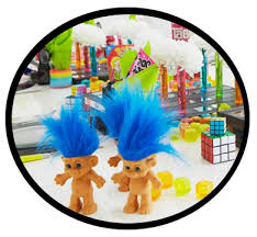 80s party table decorations 80s party ideas
